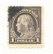 Sc# 518 Franklin $1.00 Stamp