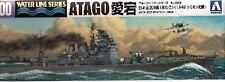"CROISEUR LOURD JAPONAIS ""ATAGO"", 1942  - KIT AOSHIMA 1/700 n° 045374"