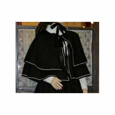 Ladies Victorian  cape  gentry costume  fancy dress back