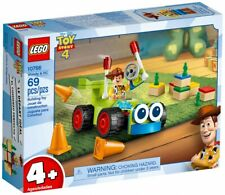 LEGO - TOY STORY 4 - 10766 - WOODY ET RC