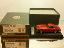 BBR BBR74A FERRARI 250 SWB 1961 - RED 1:43 - EXCELLENT IN BOX