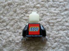 LEGO Harry Potter - Rare Promo - Snape Head & Torso w/ LEGO Logo - Excellent