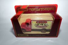 Matchbox Models of Yesteryear Y30 1920 AC Mack Kiwi Boot Polish Van