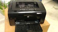 HP LaserJet Pro P1102w Wireless Laser Printer - Tested works fine