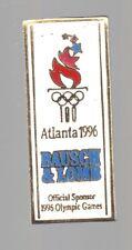 1996 Bausch Lomb Atlanta Olympic Pin