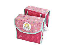 Princesse LILLIFEE fahrrad-doppelpack / Sacoche de vélo rose / rose pour enfants