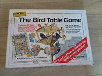 The Bird-Table Game Vintage 1985 RSPB Board Game 2nd Edition De-luxe Ed-U-Games