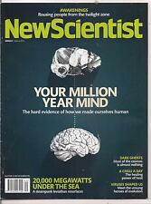 New Scientist-1 mar 2014-YOUR MILLION YEAR MIND.