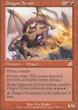 4x Dragon Tyrant Light Play, English Scourge MTG Magic