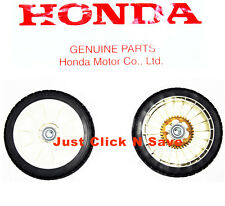 42710-VE2-M01ZA HONDA Walk Behind Lawn Mower SET of 2 REAR DRIVE WHEELS 8615173