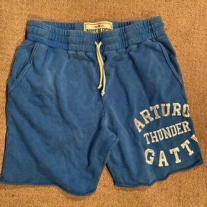 Arturo Gatti Thunder Boxing Roots Of Fight Shorts Size XL X-LARGE Rare NWOT