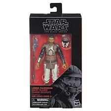 "STAR WARS BLACK SERIES 6"": LANDO CALRISSIAN (SKIFF GUARD)  #76"