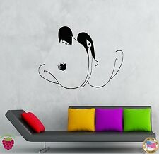 Wall Stickers Vinyl Decal Emo Decor Modern Adam And Eve With Apple  (z2027)