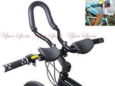 Mountain Road Bike Bicycle Alloy Triathlon Aero Rest Bar Relaxation Handlebar