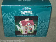 Johnson Bros~Friendly Village Tea Pot~Series 1~  The Village Street~ NIB