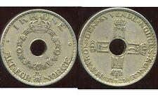 NORVEGE 1 krone 1925