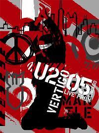 U2 - Vertigo 05 Live from Chicago NEW FREEPOST