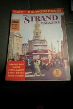 The Strand Magazine March 1934  P G Wodehouse