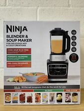 Ninja Foodi Hot Blender and Soup Maker [HB150UK] 1000W 1.75L - Black - SEALED!!