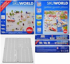 Siku Super 5599 Zubehör Parkplatz Gerade SIKU WORLD, 1:50 / 1:55 OVP
