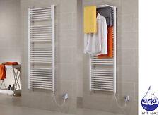 SCHULTE Designheizkörper TURBO mit abklappbarem Handtuchhalter Badheizkörper