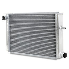 40mm TWIN CORE ALUMINIUM ALLOY RADIATOR RAD FOR FORD FIESTA MK3 RS 1.6 TURBO