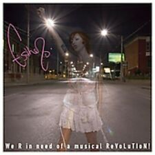 Esthero - We R in Need of a Musical Revolution [New CD] Extended Play, Manufactu
