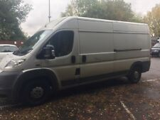 Fiat ducato van spares or repair