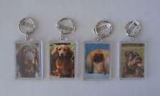 Porte-clés en acrylique pour femme