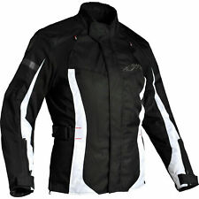 Richa Biarritz Waterproof Motorcycle Motorbike Ladies Jacket Black SALE M