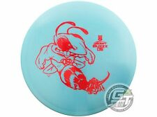 New Discraft Big Z Buzzz Os 177+g Aqua Red Foil Midrange Golf Disc