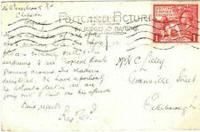 GB Card BRITISH EMPIRE EXHIBITION Wembley 1d Usage Torquay Devon 1925 27.27