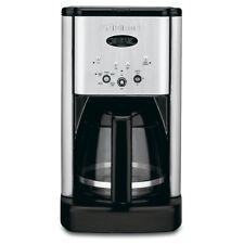 Cuisinart Coffee Maker 12-Cup Stainless Steel Programmable Ergonomic Handle