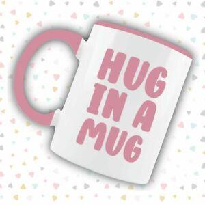 Cheer Me Up - Hug In A Mug - Multicolour 11oz Ceramic Mugs