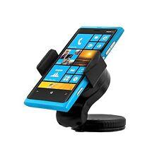 Supporto stand auto parabrezza per Nokia Lumia 920 + Disco adesivo cruscotto