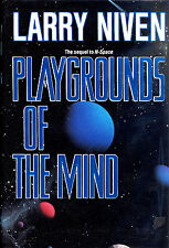 Playgrounds of the Mind by Larry Niven - First Edition First Print HC w/DJ - New
