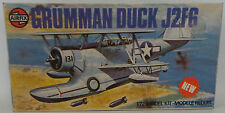 AVIATION : GRUMMAN DUCK J2F6 MODEL KIT MADE BY AIRFIX MADE IN ENGLAND SCALE 1:72