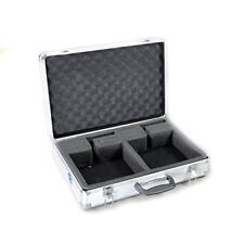 HUL Aluminum Twin Transmitter Carrying Case