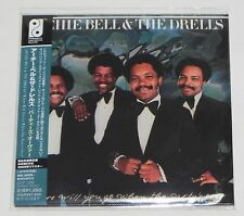 ARCHIE BELL & THE DRELLS  /  Where Will You Go When-   JAPAN CD Mini LP w/OBI