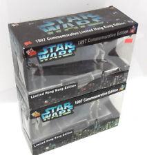 1997 Star Wars Hong kong Limited Edition Figure Sets of 2- Boxed  (G-2216)
