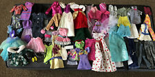 Huge Lot Of Barbie Doll Clothes And A Few Accessories Also A Few Ken Clothes
