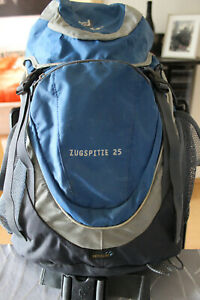 Deuter Rucksack Zugspitze 25 / Wanderrucksack mit Regenhülle / Deuter Aircomfort