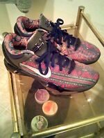 2012 Nike KOBE VII 7 SYSTEM BHM BLACK HISTORY MONTH SIZE 12 wore once flawless