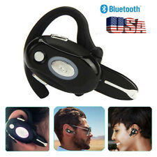 Wireless Bluetooth Headset Ear Hook Earbud for Motorola G6 G7 E5 Play E5 Plus Z3