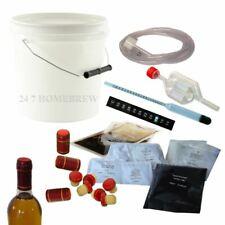 Gin Making Kit - 4.5L High Alcohol Homebrew 21% Spirit Moonshine Sloe Gin Base
