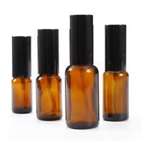15/20/30/50ml Travel Glass Perfume Atomizer Empty Small Spray Bottle Portable