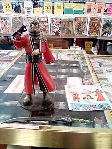 "Final Fantasy X  *Auron*, 12"" (1/6) Action Figure, 2001 Kotobukiya Toy Co."
