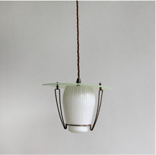 FRENCH MIDCENTURY PENDANT LAMP