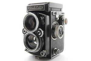 【Excellent 】Rollei Rolleiflex 2.8D Medium Format TLR Film Camera - 5535
