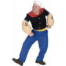 Fun World Popeye The Sailor Men's Costume (102724)